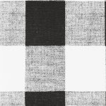 Charcoal Black Anderson Check