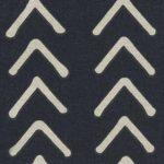 Navy Blue Boho Arrow