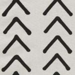 White Boho Arrow